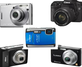 COMPACT AND DSLR CAMERAS
